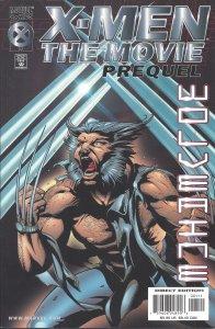 X-Men: The Movie Prequel: Wolverine - Aug 2000 - 1 of 3 special prequel comics