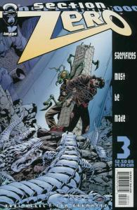 Section Zero #3 VF/NM; Image | save on shipping - details inside