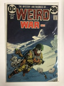 WEIRD WAR TALES (1972) 14 VG+ COMICS BOOK