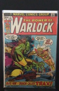Warlock #4 (1973)
