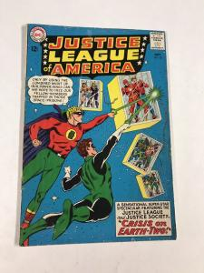 Justice League Of America 22 3.5 Vg- Very Good- Dc Silver Age