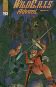 WildC.A.T.S. Adventures #3, NM- (Stock photo)