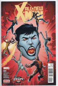 All-New X-Men #9 (2016) JW321