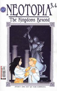 Neotopia Vol. 3: The Kingdoms Beyond #4 VF; Antarctic | save on shipping - detai