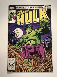 Hulk #273 FN