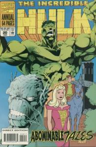 Incredible Hulk (1968 series) Annual #20, NM (Stock photo)