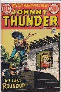 Johnny Thunder #1 (1973)