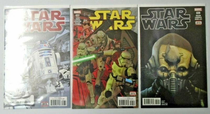 Star Wars lot #19 to #39 - 9 different books - 8.0  - 2016