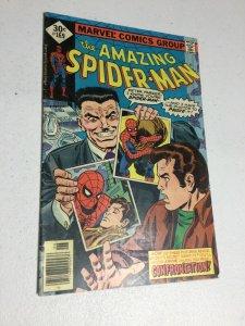 Amazing Spider-Man 169 Vg/Fn Very Good/Fine 5.0 Marvel Comics
