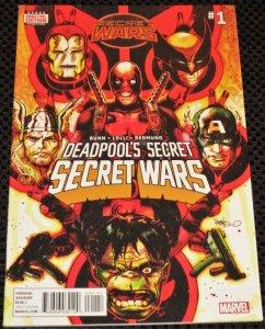 Deadpool's Secret Secret Wars #1 (2015)