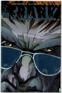 Frank #1 Frankenstein (Nemesis, 1994) VF-