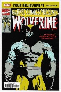 True Believers X-Men Wild Child #1 Rep Alpha Flight #11 & MCP #51 (2020) NM