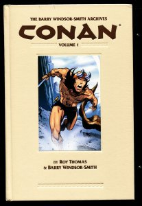 Conan-Vol.1-Roy Thomas-Barry Windsor-Smith-Hardcover