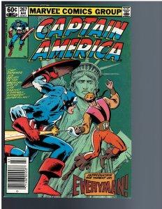 Captain America #267 (1982)