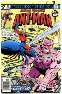 Marvel Premiere #48 2nd Scott Lang Antman-MCU Movie