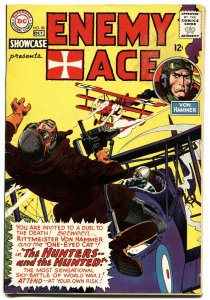 SHOWCASE #58 1965-DC-ENEMY ACE-SILVER-AGE