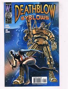Deathblow Byblows #1 VF/NM Wildstorm Comics Comic Book Moore Nov 1999 DE43 TW14