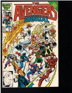 Avengers #15 Annual (Marvel, 1986)