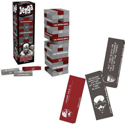 Jenga Walking Dead Edition (USAopoly/Skybound) - New/Sealed!