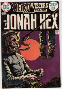 Weird Western Tales #21 (Mar-73) NM Super-High-Grade Jonah Hex