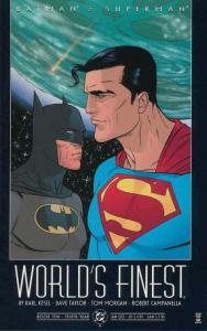 Batman and Superman: World's Finest #10 VF/NM; DC | save on shipping - details i