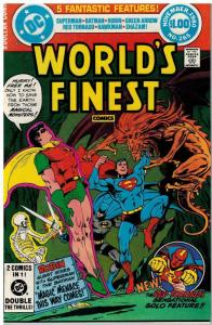 WORLDS FINEST 265 VF-NM $1 COVER GIANTS COMICS BOOK