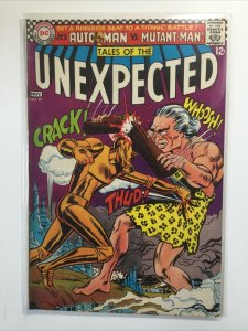 Tales Of The Unexpected 97 Fine Fn 6.0 Dc Comics