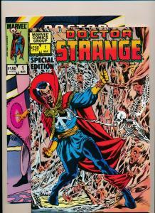 LOT 2 Comics! Marvel DOCTOR STRANGE Classics#1 & Special Edition#1 F/VF (PF799)