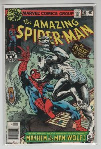 AMAZING SPIDER-MAN (1963 MARVEL) #190 VF+ A97224