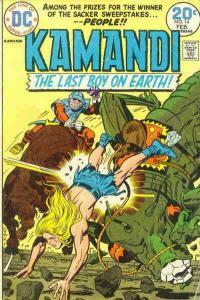 Kamandi, the Last Boy on Earth #14 VG; DC | low grade comic - save on shipping -