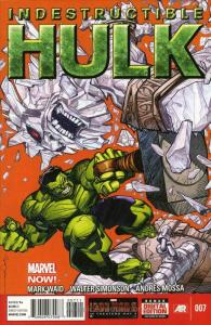 Indestructible Hulk #7 VF/NM; Marvel | save on shipping - details inside