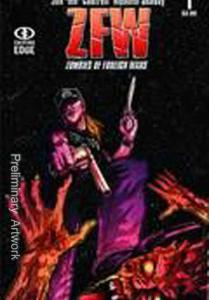 Z.F.W.: Zombies of Foreign Wars #1 VF/NM; Creators Edge   save on shipping - det