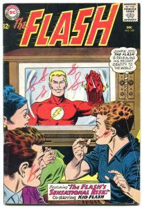 FLASH #149 1964-TELEVISION COVER-DC COMICS KID FLASH G/VG