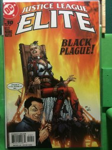 Justice League Elite #10