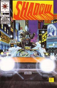 Shadowman (1992 series) #16, VF (Stock photo)