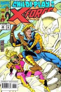 X-Force (1991 series) #32, NM (Stock photo)