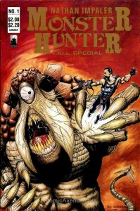 Nathan Impaler, Monster Hunter Fall Special #1 VF; Night Realm | save on shippin