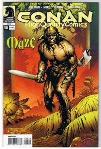 CONAN #38, NM+, Tim Truman, The Maze, Cary Nord, 2004, Robert E Howard
