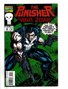 The Punisher: War Zone #20 (1993) SR17