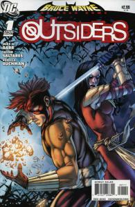 Bruce Wayne: The Road Home: Outsiders #1 FN; DC | save on shipping - details ins