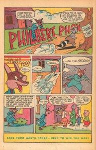 GOOFY COMICS #7 (Dec1944) 6.0FN  Weird East Coast Funny Animals! Jim Tyer cover!