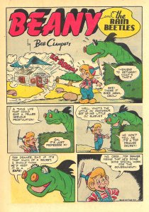 BEANY AND CECIL * Four Color #448 (Jan1953) 9.0 VF/NM  36 pgs of JACK BRADBURY!!