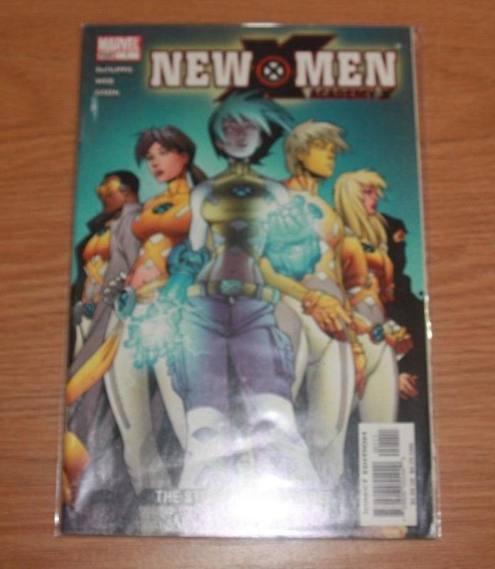 New X-Men: Academy X #1 - Choosing Sides (Dec 2004, Marvel) xmen