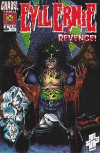 Evil Ernie: Revenge #4, NM + (Stock photo)