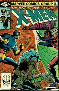 X-Men #150 - 9.2 or Better - Double Size Issue - vs. Magneto!