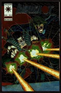 Bloodshot #0 (Mar 1994, Valiant) 9.4 NM
