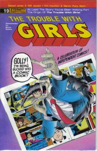 Trouble With Girls, The (Vol. 2) #19 VF/NM; COMICO | save on shipping - details