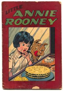 Little Annie Roonie #1 1948- St John Golden Age dog cover VG-