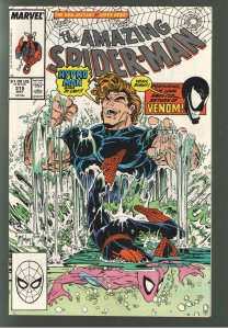 EVERYTHING SALE CONTINUES!! AMAZING SPIDERMAN 315 NM 9.6 1st VENOM COVER !!
