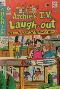 Archie's TV Laugh-Out #38 FN; Archie | save on shipping - details inside